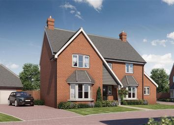 Thumbnail 5 bed detached house for sale in Abingdon Road, Kingston Bagpuize, Abingdon
