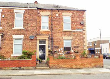 Thumbnail 2 bed end terrace house for sale in Widdrington Terrace, West Percy Street, North Shields