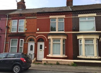 Thumbnail 3 bedroom terraced house for sale in Nixon Street, Liverpool