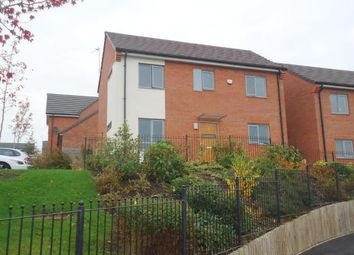 Thumbnail 3 bed semi-detached house to rent in Greeneway, Salford, Greater Manchester