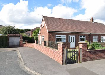 Thumbnail 3 bedroom semi-detached bungalow for sale in Carnlea Grove, Wakefield