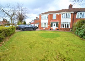 Thumbnail 4 bed semi-detached house to rent in Wilton Road, Salford
