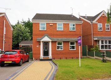 Thumbnail 4 bed detached house for sale in Cotswold Grove, Mansfield