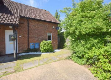 Thumbnail 1 bed end terrace house for sale in Caraway Close, Walnut Tree, Milton Keynes