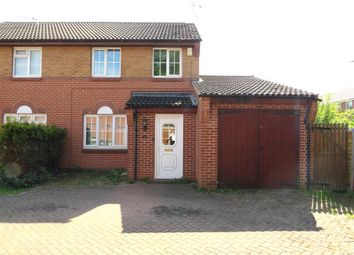 Thumbnail 3 bed semi-detached house for sale in Bond Close, Loughborough