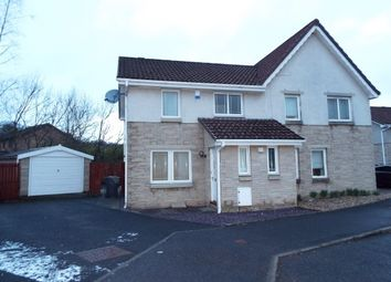 Thumbnail 3 bed property to rent in Targe Wynd, Stirling