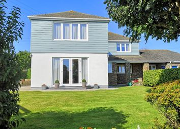 Thumbnail 4 bed detached house for sale in Church Lane, Carbis Bay, St. Ives
