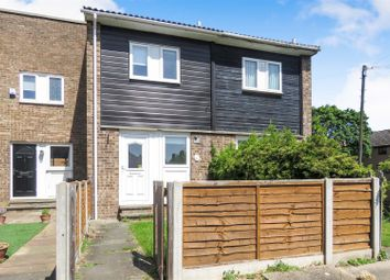 Thumbnail 1 bed terraced house for sale in Poplar Close, Sandy