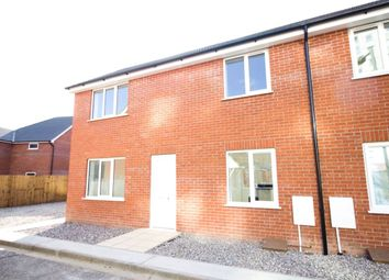 Thumbnail 4 bedroom semi-detached house to rent in Woodside Factory Street, Lowestoft