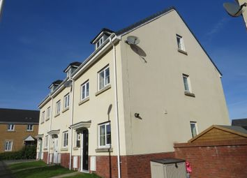 Thumbnail 3 bed town house for sale in Mill Leat Lane, Gorseinon, Swansea