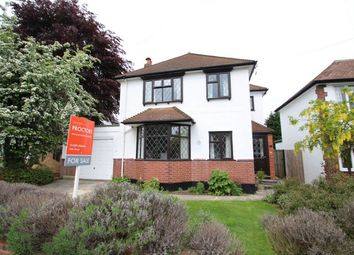 Thumbnail 3 bedroom detached house for sale in St Johns Road, Petts Wood, Orpington, Kent