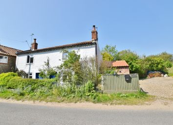 Thumbnail 3 bed cottage for sale in Pit Street, Southrepps, Norwich