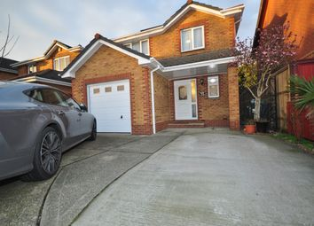 Thumbnail 4 bed detached house to rent in Marlborough Close, Ryde
