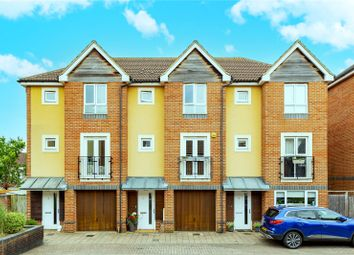 Thumbnail 4 bed terraced house for sale in Harwood Square, Horfield, Bristol