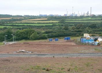 Thumbnail Land for sale in Cromwell Road, Hubberston, Milford Haven