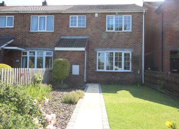 Thumbnail 3 bed town house for sale in The Green, Thringstone, Coalville
