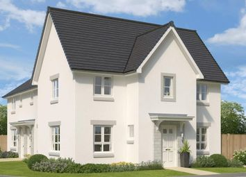 "Thumbnail 3 bedroom end terrace house for sale in ""Abergeldie"" at River Don Crescent, Bucksburn, Aberdeen"