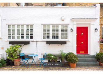 Thumbnail 2 bed terraced house to rent in Queens Gate Mews, London