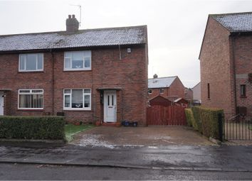 Thumbnail 2 bed end terrace house for sale in Glencairn Road, Ayr