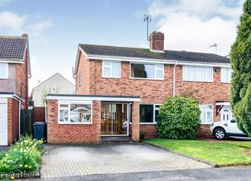 3 bed semi-detached house for sale in Simpson Road, Off Harwood Road, Lichfield, Staffordshire WS13