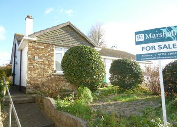 Thumbnail 2 bed semi-detached bungalow for sale in Chynoweth Gardens, Gulval, Penzance