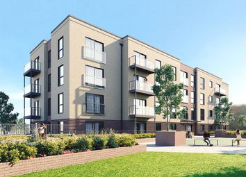 Thumbnail 1 bed flat for sale in Saxon Square, Luton, Bedfordshire