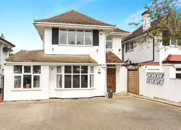 Thumbnail 4 bed property for sale in Raglan Gardens, Watford, Hertfordshire