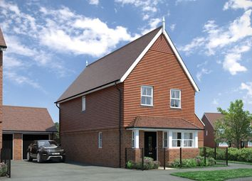 "Thumbnail 3 bed property for sale in ""The Sherwood"" at Reigate Road, Hookwood, Horley"