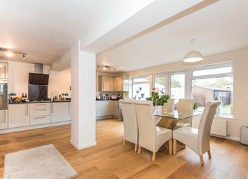 Thumbnail 4 bed detached house for sale in Kings Mead, Smallfield, Horley