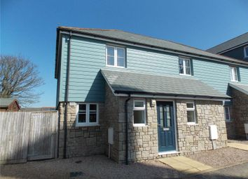 Thumbnail 2 bedroom property for sale in Whym Kibbal Court, Redruth