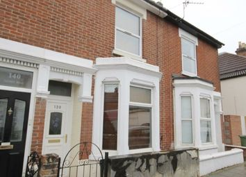 Thumbnail 5 bed terraced house to rent in Talbot Road, Southsea