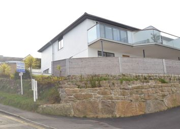 Thumbnail 3 bedroom end terrace house for sale in Porthrepta Road, Carbis Bay, St. Ives