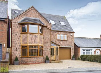 Thumbnail 6 bed detached house for sale in Sketchley Road, Burbage, Hinckley