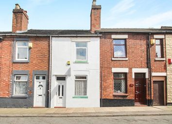 Thumbnail 2 bedroom terraced house for sale in Rothesay Road, Longton, Stoke-On-Trent