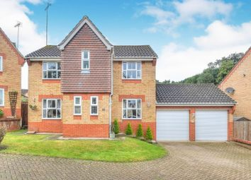 Thumbnail 3 bed detached house for sale in Fiennes Road, Norwich