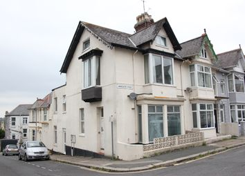 Thumbnail 4 bed maisonette for sale in Allendale Road, North Hill, Plymouth