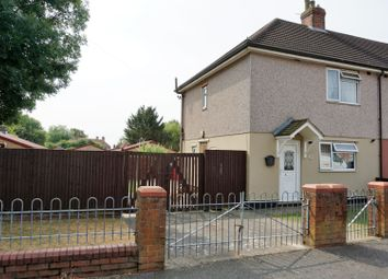 Thumbnail 2 bed end terrace house for sale in Cowper Drive, Lincoln