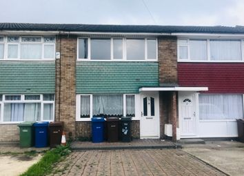 Thumbnail 3 bed terraced house for sale in Portsea Road, Tilbury Essex