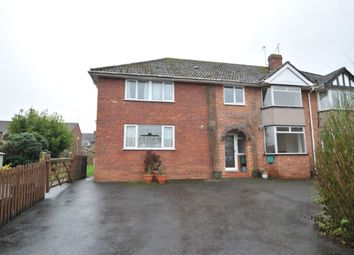 Thumbnail 5 bed semi-detached house for sale in Lambourn Road, Keynsham, Bristol