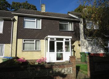 Thumbnail 3 bed terraced house for sale in Salerno Road, Southampton