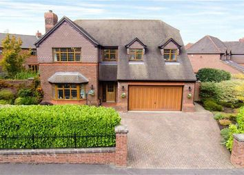 Thumbnail 4 bed detached house to rent in Bowes Park, Harrogate, North Yorkshire