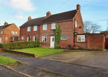 3 bed semi-detached house for sale in Carver Close, Harthill, Sheffield S26