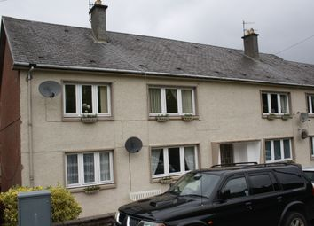 Thumbnail 2 bed flat for sale in 8 Bannatyne Mains Road, Port Bannatyne, Isle Of Bute