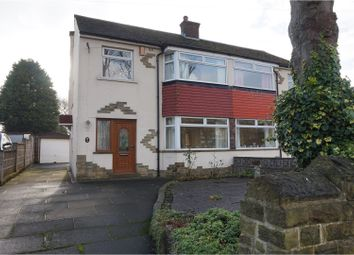 Thumbnail 3 bed semi-detached house for sale in Moorlands Road, Birkenshaw