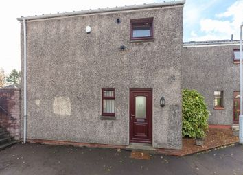 Thumbnail 2 bed end terrace house for sale in Carlyle Lane, Dunfermline, Fife