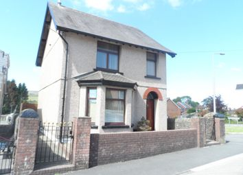 Thumbnail 4 bed detached house to rent in Llwydcoed Road, Aberdare