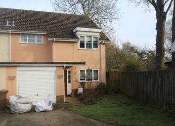 Thumbnail 3 bed property to rent in Maltings Lane, Grundisburgh, Woodbridge
