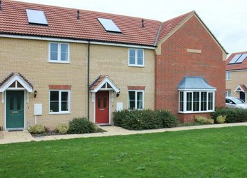Thumbnail 2 bedroom terraced house to rent in Braeburn Road, Deeping St James, Peterborough, Lincolnshire