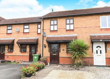 Thumbnail 2 bed terraced house to rent in Meadow Road, Droitwich