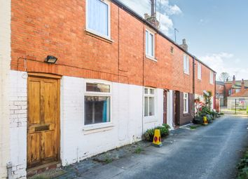 Thumbnail 2 bed terraced house for sale in Swan Terrace, Stony Stratford, Milton Keynes